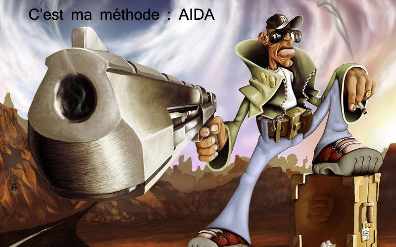 C'est ma méthode AIDA