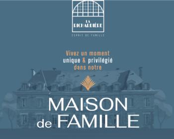 La Richardiere : lieu de réception haut de gamme en Anjou pour mariages et séminaires