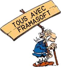 Tous avec Framasoft
