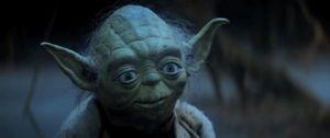 Yoda et la télé réalité