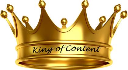 Contenu est roi