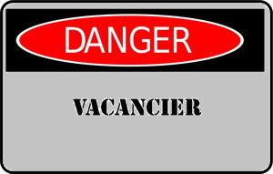 Danger vacancier