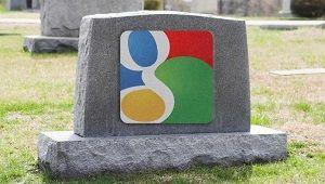 Google décés