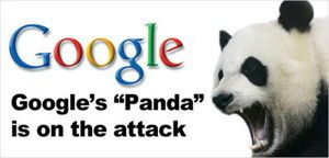 Google Panda prêt à bondir