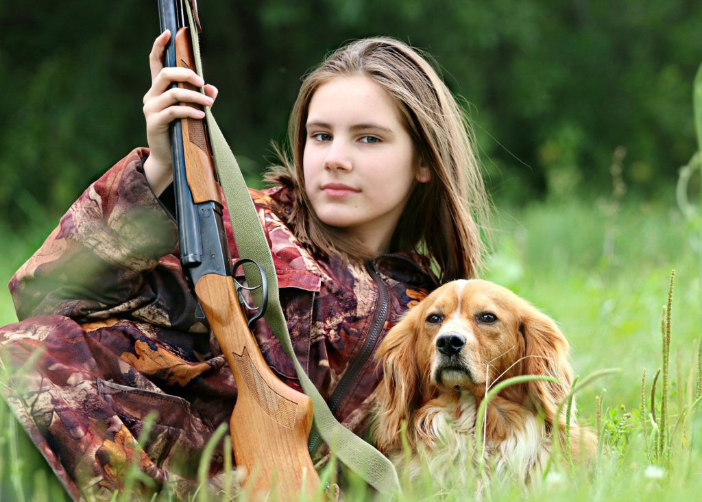 équipements pour chasseurs