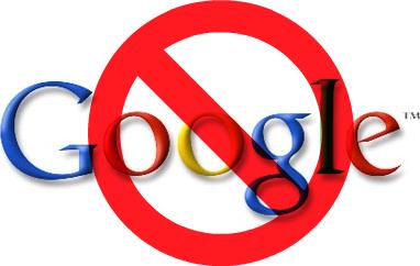 Interdire à Google