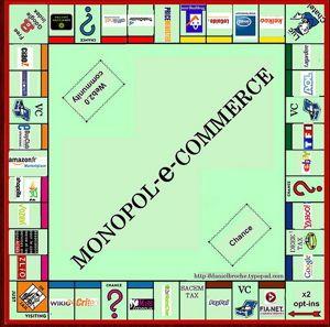 Monopoly vivre E-boutique