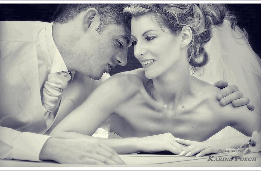 Photo de couple - mariés